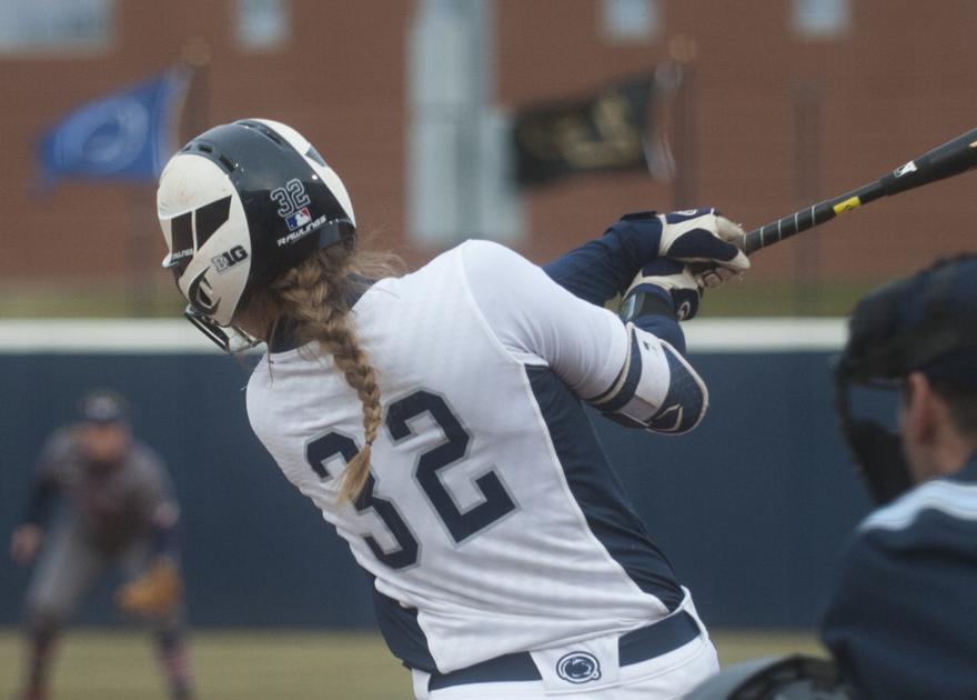 Penn State softball sweeps Georgia State in doubleheader