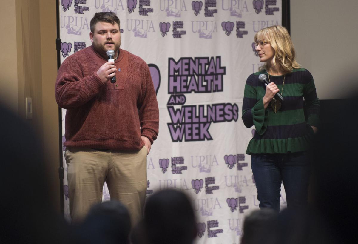 Joey Julius, UPUA Mental Health and Wellness Week