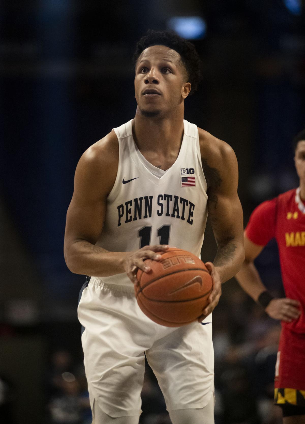 Men's Basketball vs. Maryland, Stevens (11)