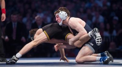Penn State Wrestling, Nick Lee