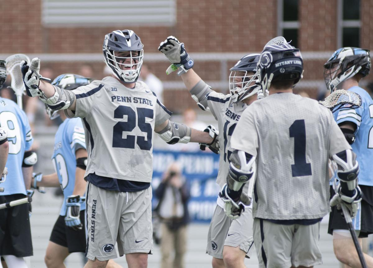 Penn State men's lacrosse advances past Loyola to reach first-ever Final Four