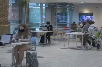 Students in HUB