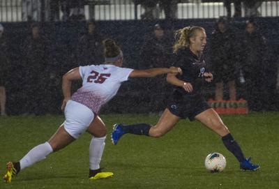 Women's Soccer vs Rutgers, Tagliaferri (19)