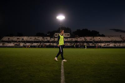 Mens Soccer vs American - Jeffrey Field 2