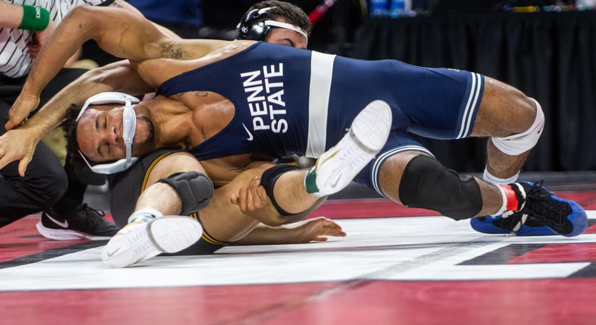 How former Penn State wrestler Mark Hall's move to the Penn RTC could help reinvigorate two programs