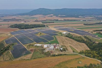 Nittany Solar Fields