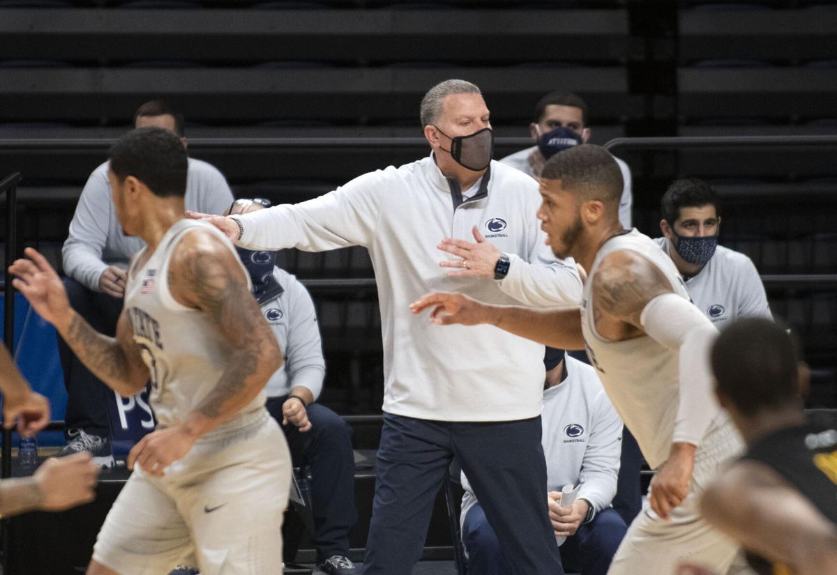 Penn State Men's Basketball vs VCU, Interim Coach Jim Ferry
