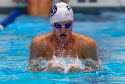 Swimming Harlow vs Virginia