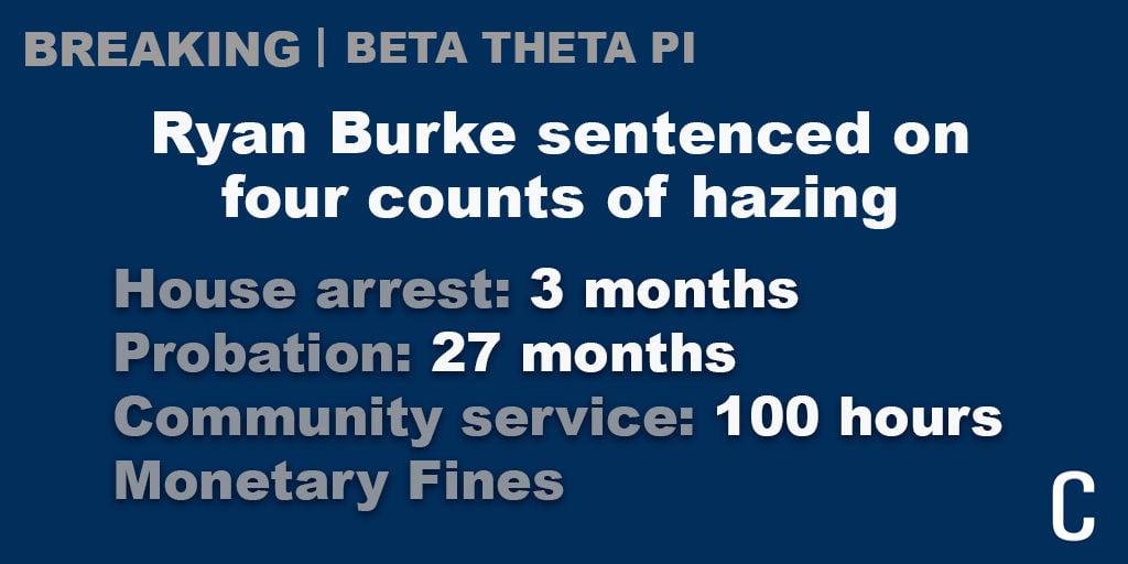 burke sentence