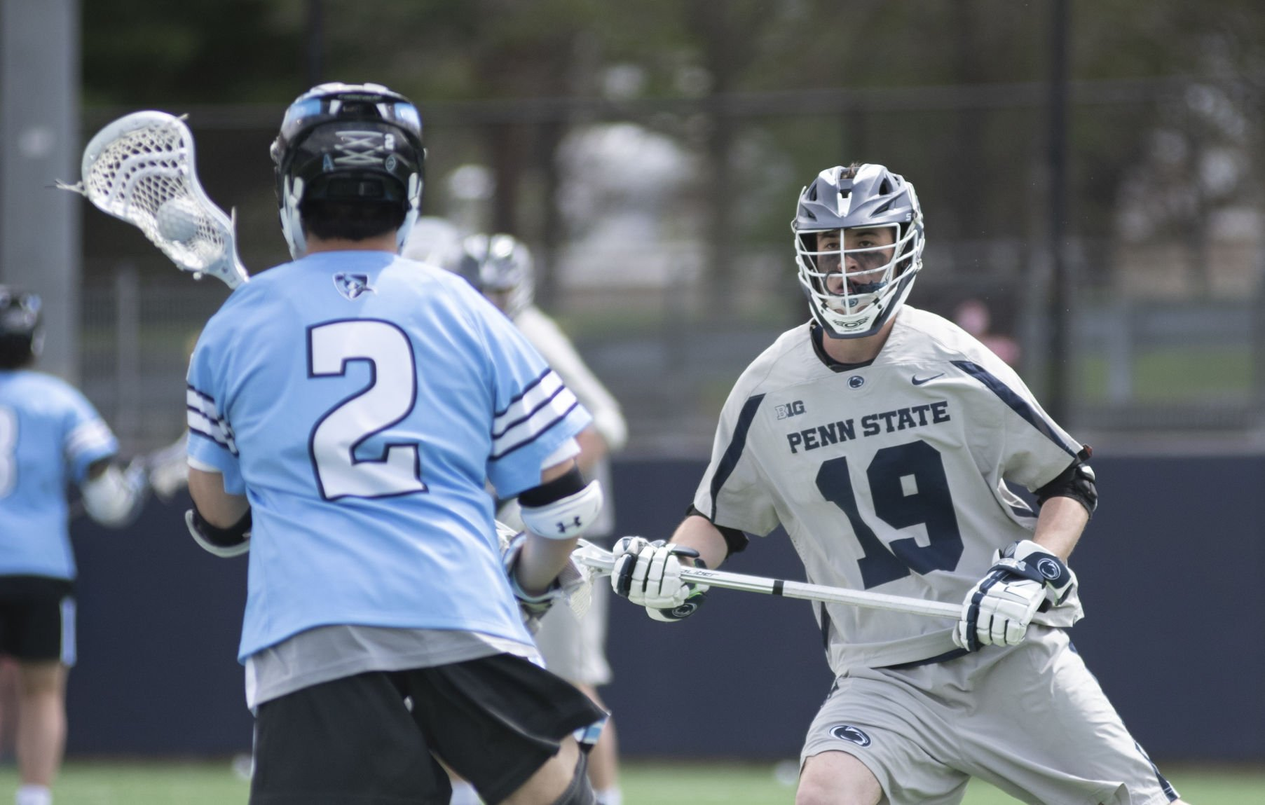 Penn State men's lacrosse announces recipients of No. 11 and No ...