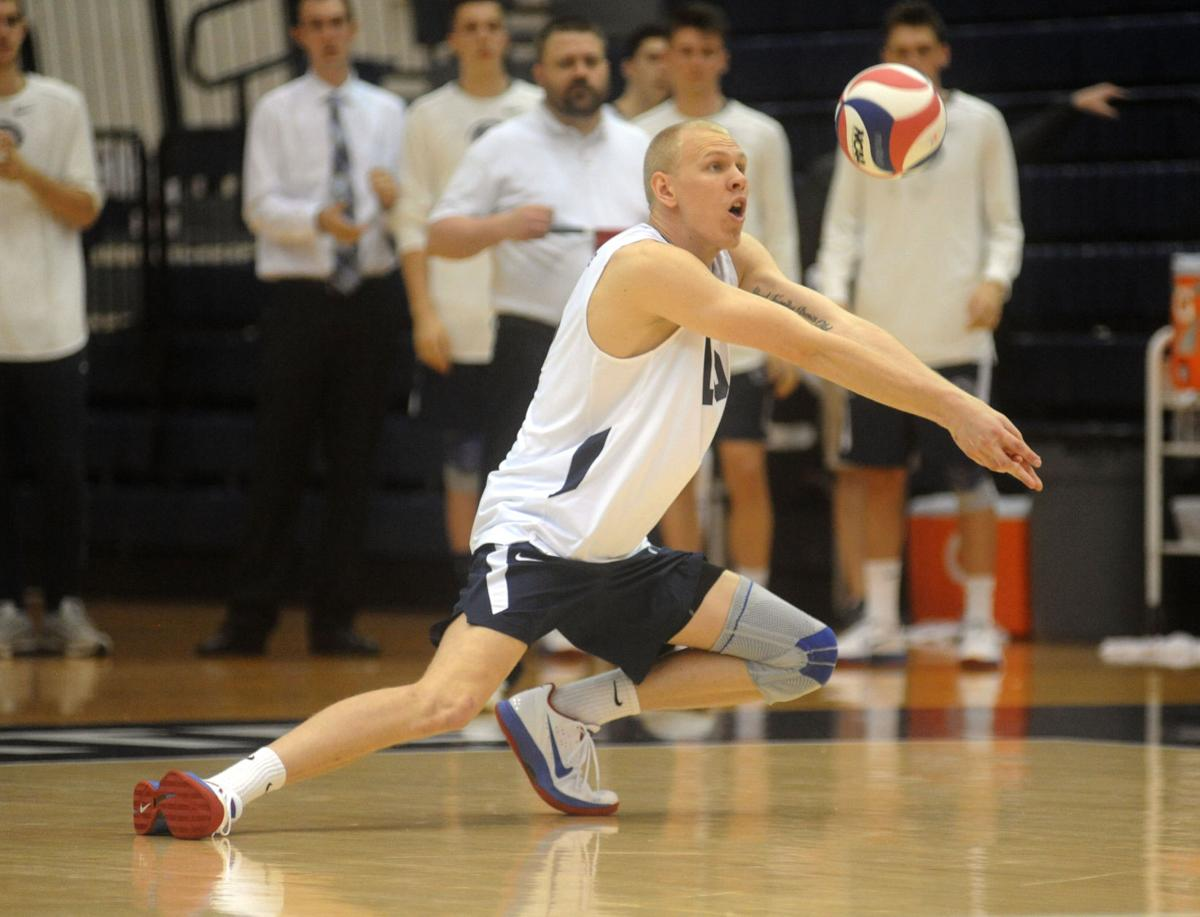 Penn State men's volleyball falls to No. 2 UCLA in first ...
