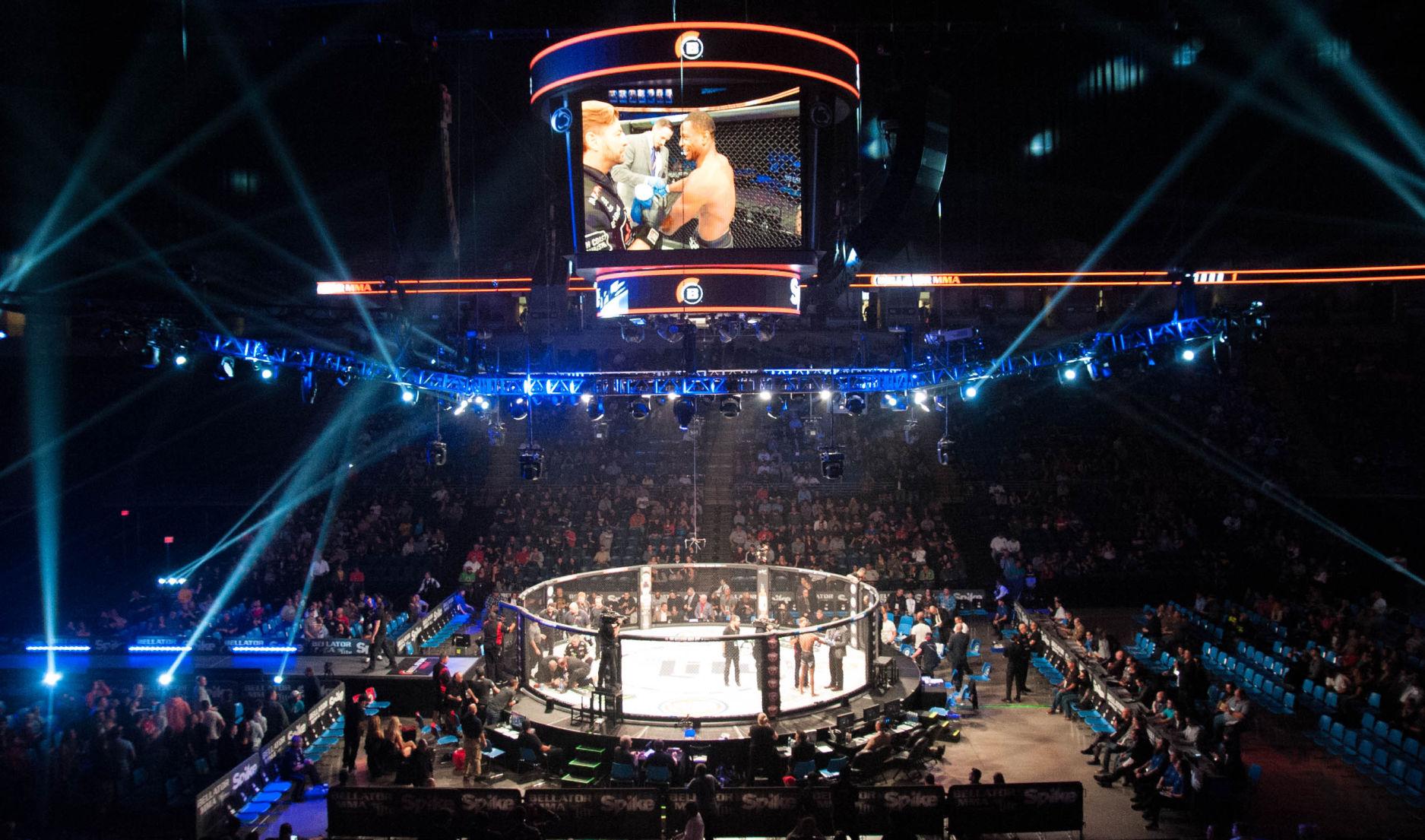 Bellator MMA Former Penn State wrestling greats