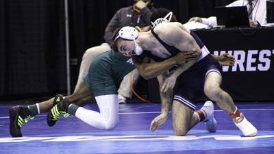 4th Session of the 2019 Division 1 NCAA Wrestling Championships