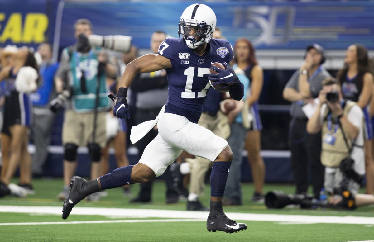 Cotton Bowl, Taylor (17) Interception Touchdown