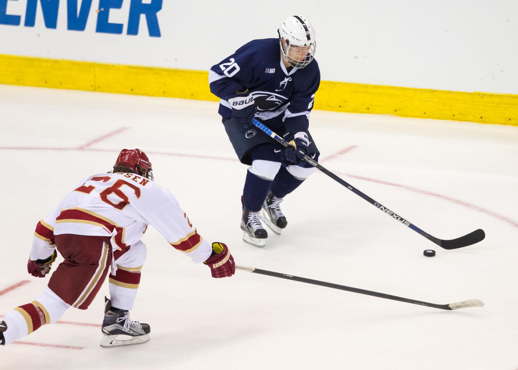 NCAA Tournament: Can Penn State Men's Hockey Take Down Powerhouse Denver?