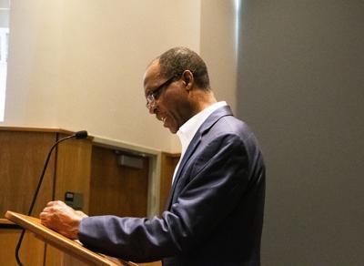 Borough Council Meeting, Sylvester Osagie