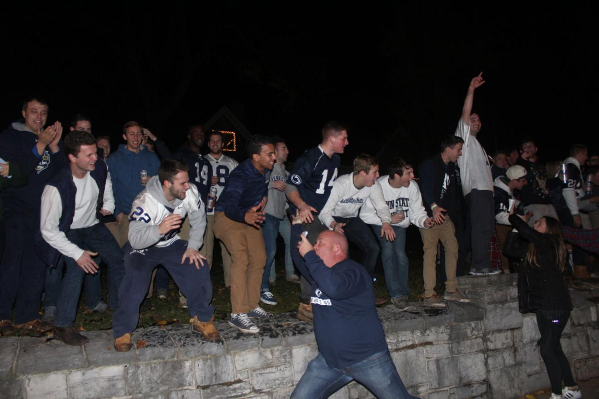 PHOTOS AND UPDATES: Students riot on Beaver Avenue after Penn State wins Big Ten title | University Park Campus News | collegian.psu.edu