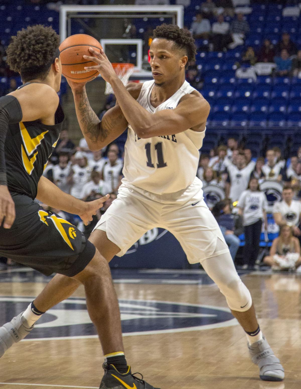 Men's Basketball, Iowa, Lamar Stevens (11)