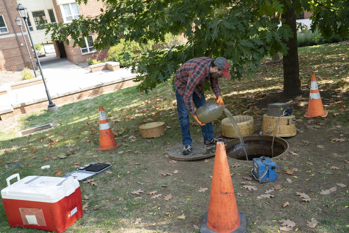 Wastewater Testing Penn State 2