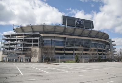 Blue-White, Beaver Stadium