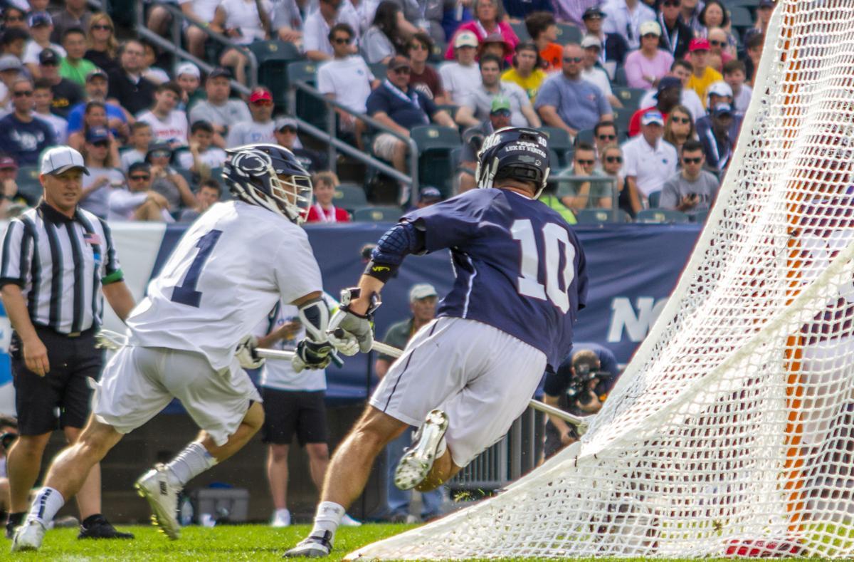Penn State men's lacrosse NCAA semifinal vs Yale, Grant Ament (1)