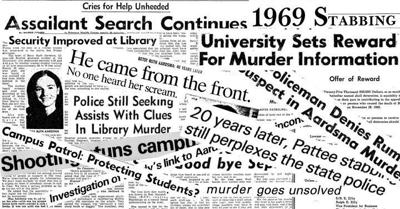 Murder in the stacks: 50 years later, still no answers