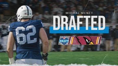 Michal Menet Draft