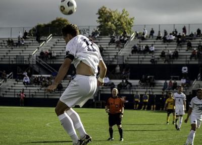 Penn State men's soccer vs. Michigan, Reedy