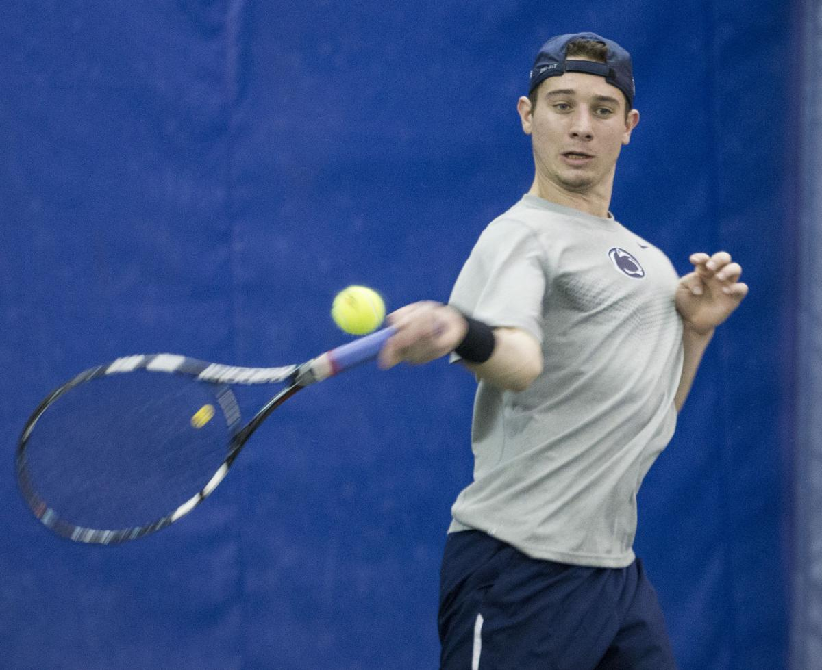 Penn State men's tennis travels to New Jersey to take on ...