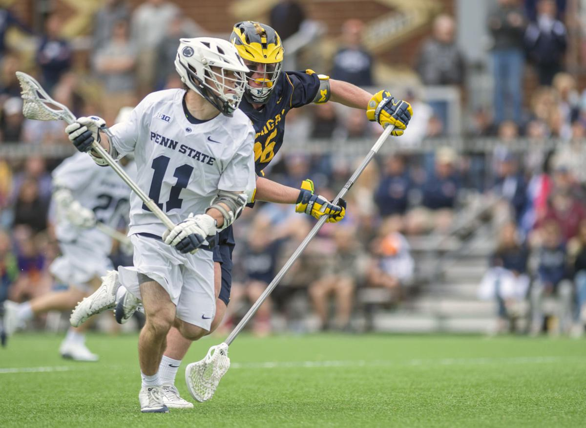 Men's Lacrosse, Michigan, Matt Donnelly (11)