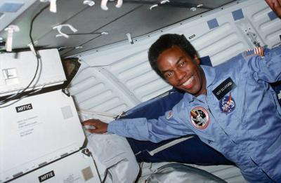Guy Bluford NASA