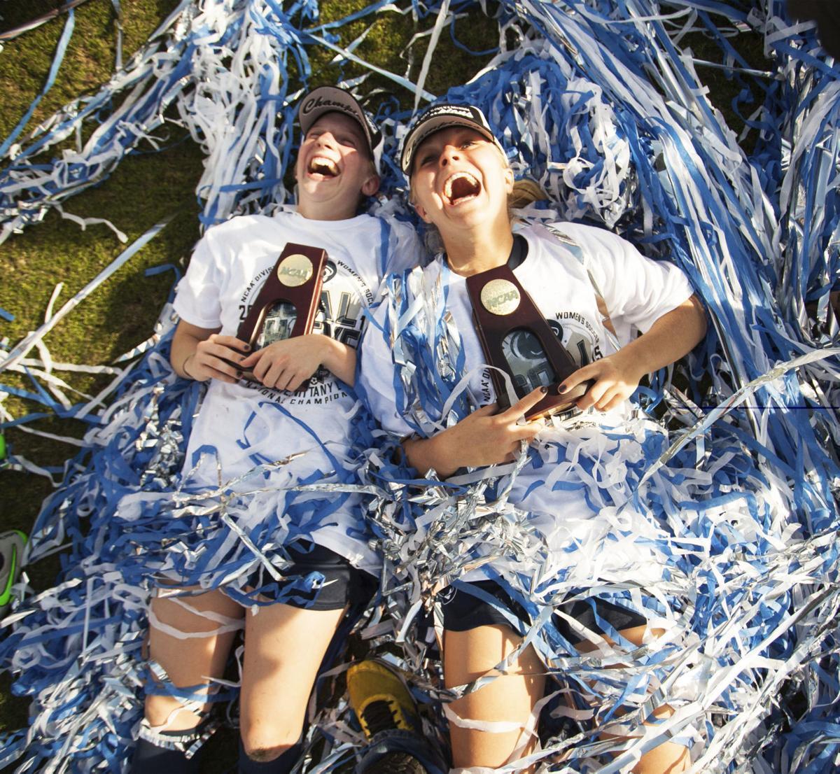 APTOPIX Duke Penn St Soccer Championship