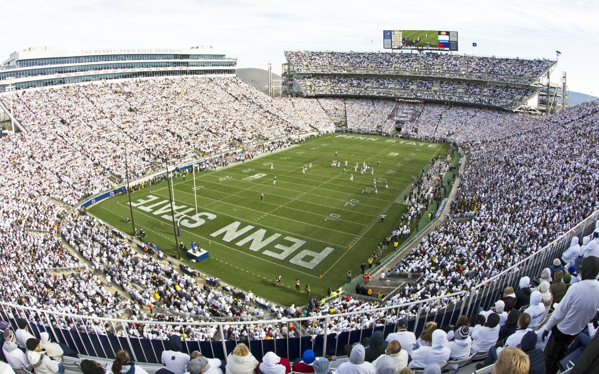 As Penn State Football Gets Set To Host Ohio State Look