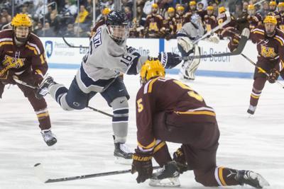 Penn State Men's Hockey vs. Minnesota, Sturtz