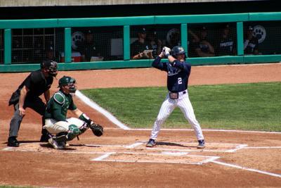 Penn State Baseball vs. Michigan State, Homer