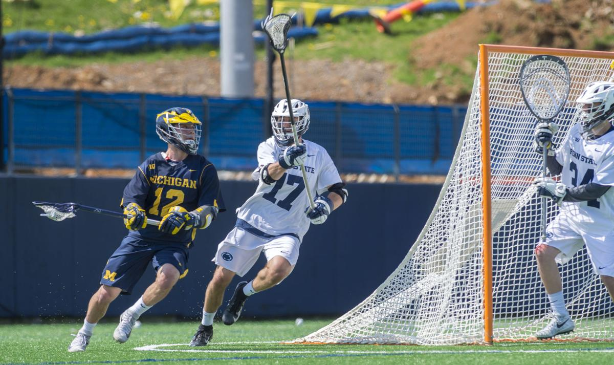 Men's Lacrosse, Michigan, Mike Aronow (17)