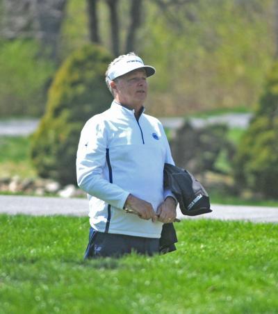 Mens Golf Rutherford Intercollegiate Nye