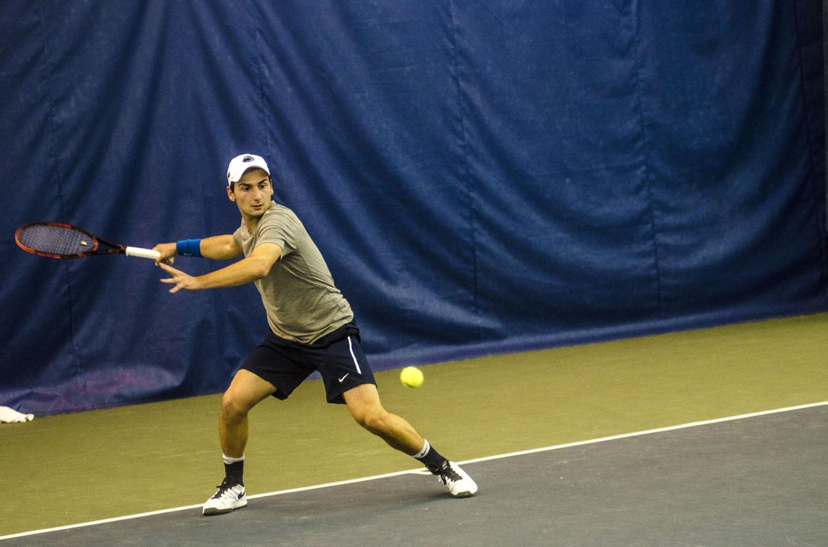 Penn State men's tennis aims to use fall slate as a ...