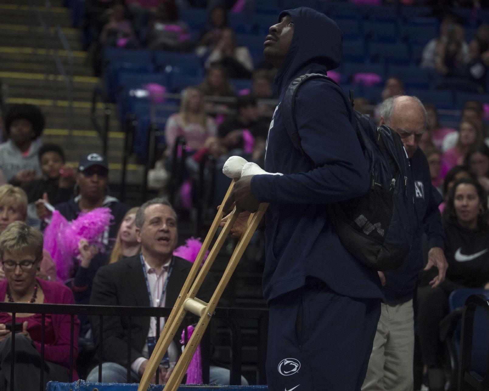 Womenu0027s Basketball vs Ohio State Mike Watkins