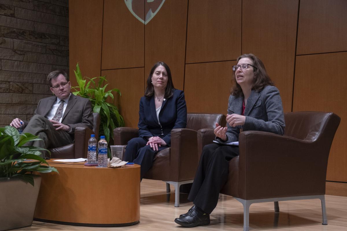 Impeachment panel, group