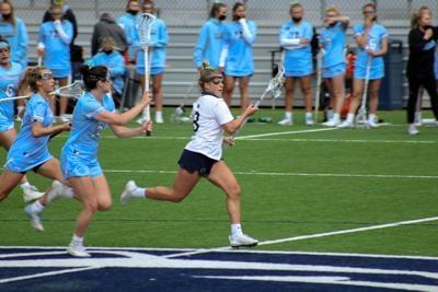 Women's Lacrosse vs Johns Hopkins, Helgeson