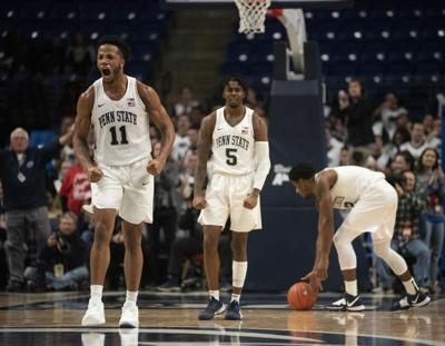 Penn State Men S Basketball Ranked In Ap Top 25 For First
