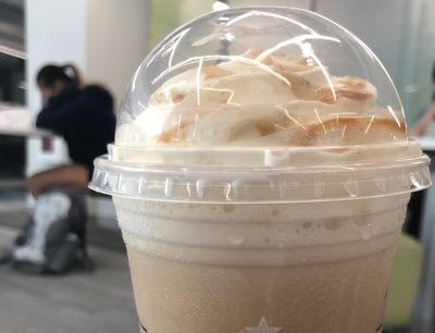 Starbucks Apple Crisp Frappuccino