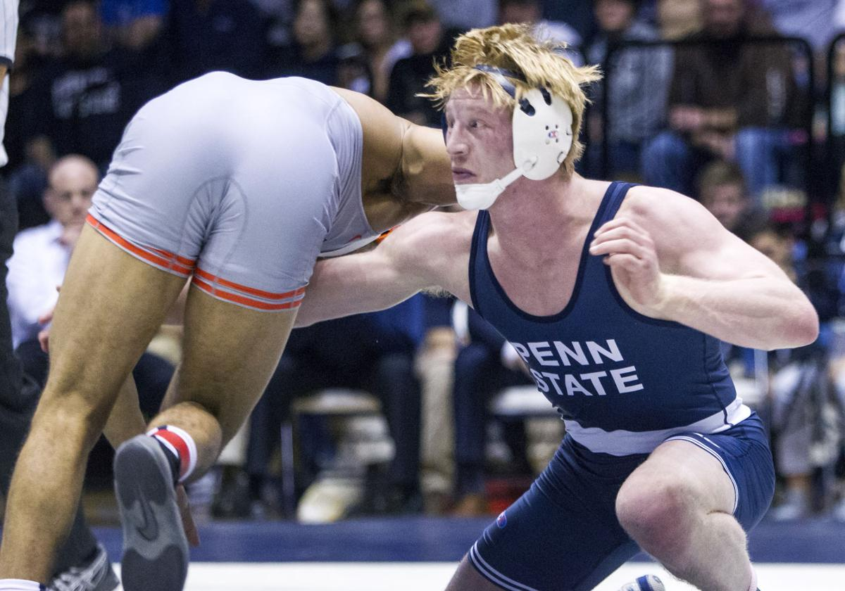 Penn State wrestling overcomes huge deficit to win NWCA Dual Championship | Wrestling ...