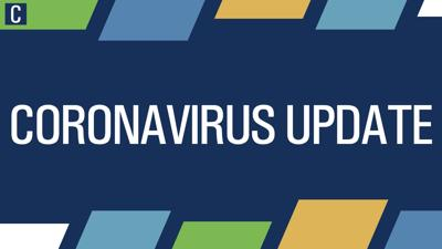 New Coronavirus update graphic