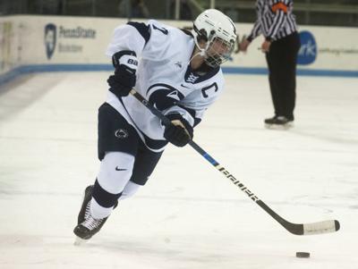 Penn State Women's Hockey vs. Providence Kelsey Crow