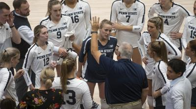Women's Volleyball vs. Illinois, Team
