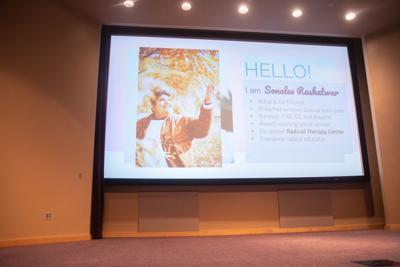 Body positivity Sonalee Rashatwar keynote