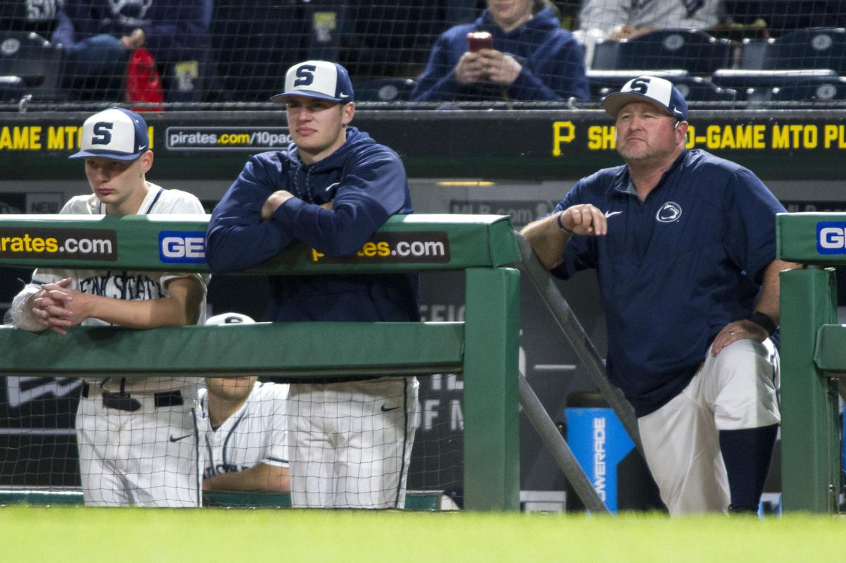 Baseball, West Virginia, Rob Cooper