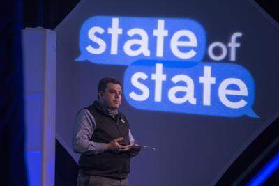 State of State, Marc Friedenberg